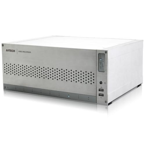 AVTECH AVH336 1, AVTECH AVH364 64CH 1080p HD Professional NVR