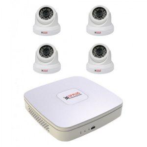 CP Plus 4 CCTV