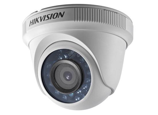 Hikvision DS 2CE56C0T IR, Hikvision DS-2CE56C0T-IR HD 720P Indoor IR Turret Camera