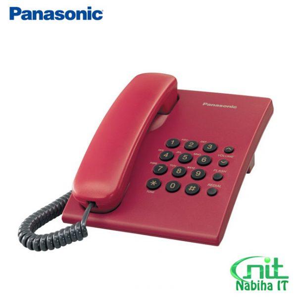 Panasonic KX TS500 Bangladesh Red Nabiha IT