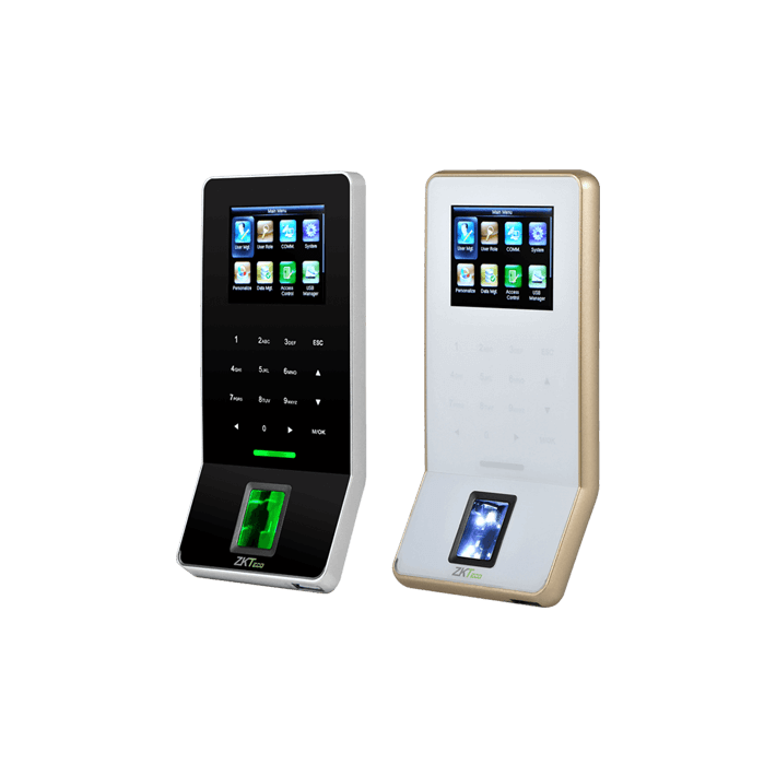 ZKTeco F22 Ultra Thin Fingerprint Time Attendance And