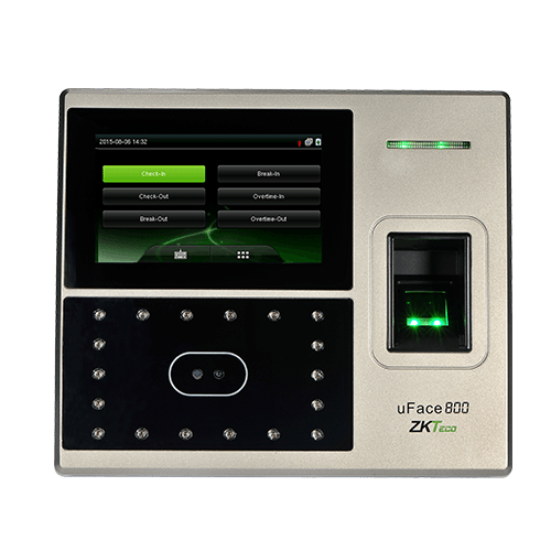ZKTeco uFace 800 Price in Bangladesh