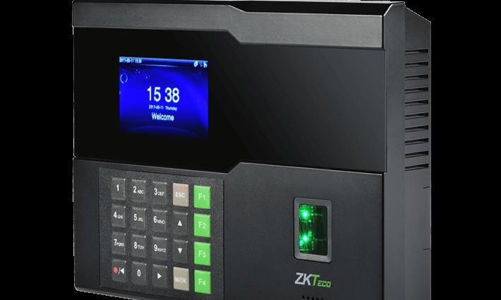ZKTeco IN05 A Bangladesh Trimatrik ZKTeco Bangladesh ZK BD, ZKTeco IN05 & IN05-A (New) Fingerprint Recognition TA & Access Terminal