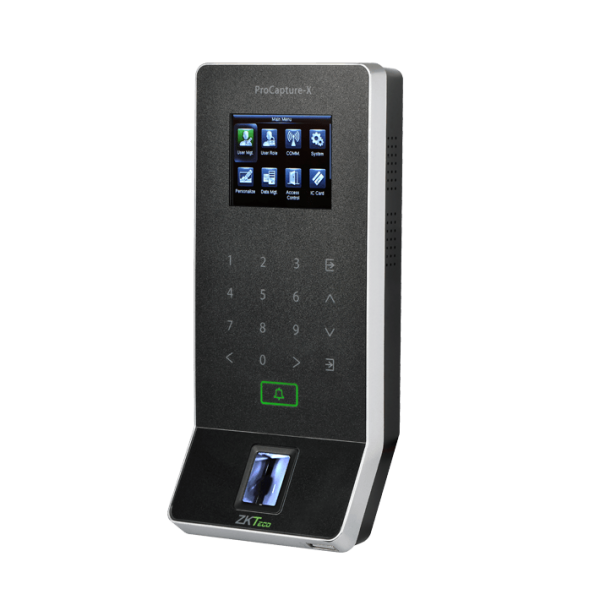 Access control in bd
