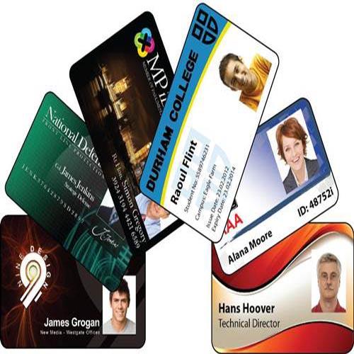 ID Card Print, Proximity ID Card With Print