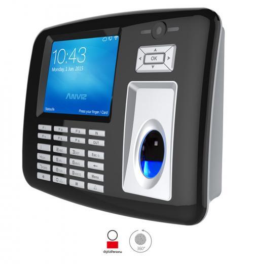 OA1000 URU ProMultimedia Fingerprint RFID Terminal
