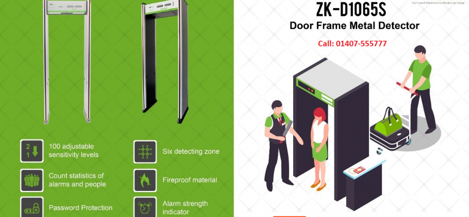 ZK-D1065S Price in Bangladesh | ZKTeco ZK-D1065S Price in Bangladesh