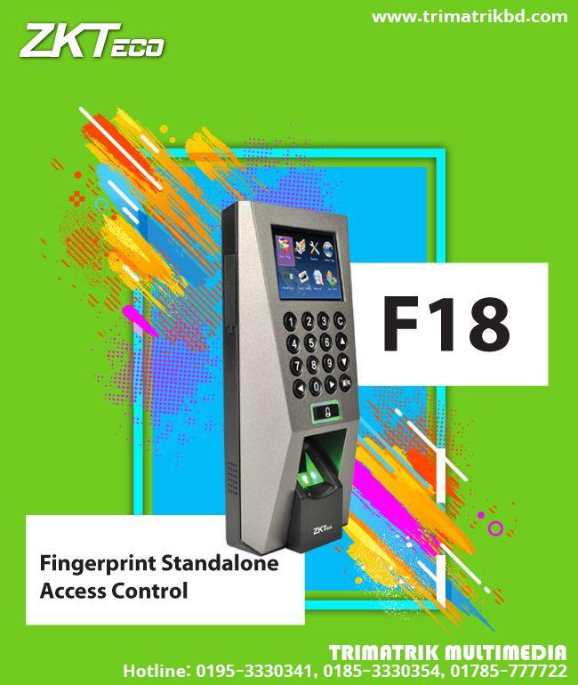 ZKTeco F18 Price Bangladesh