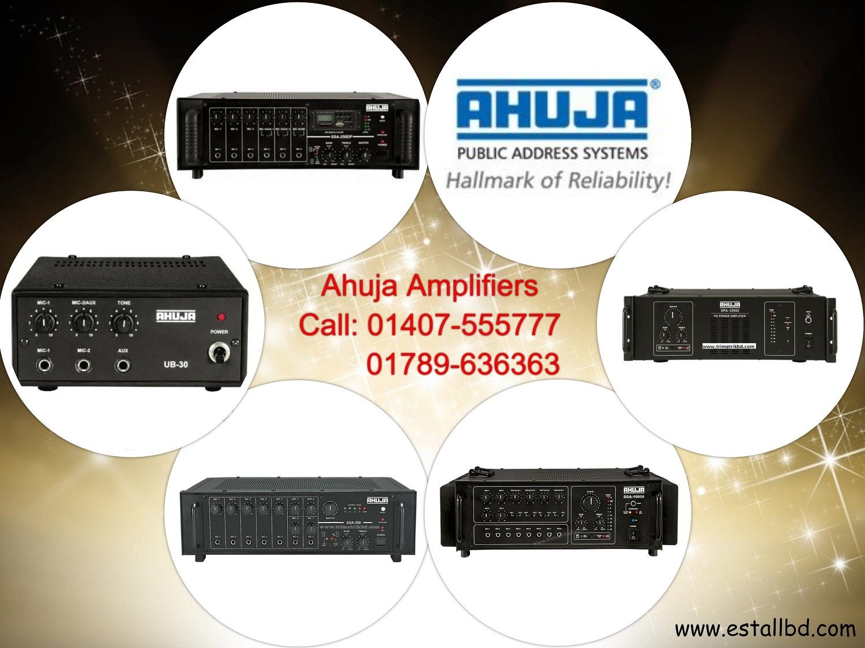 Amplifier Price in Bangladesh