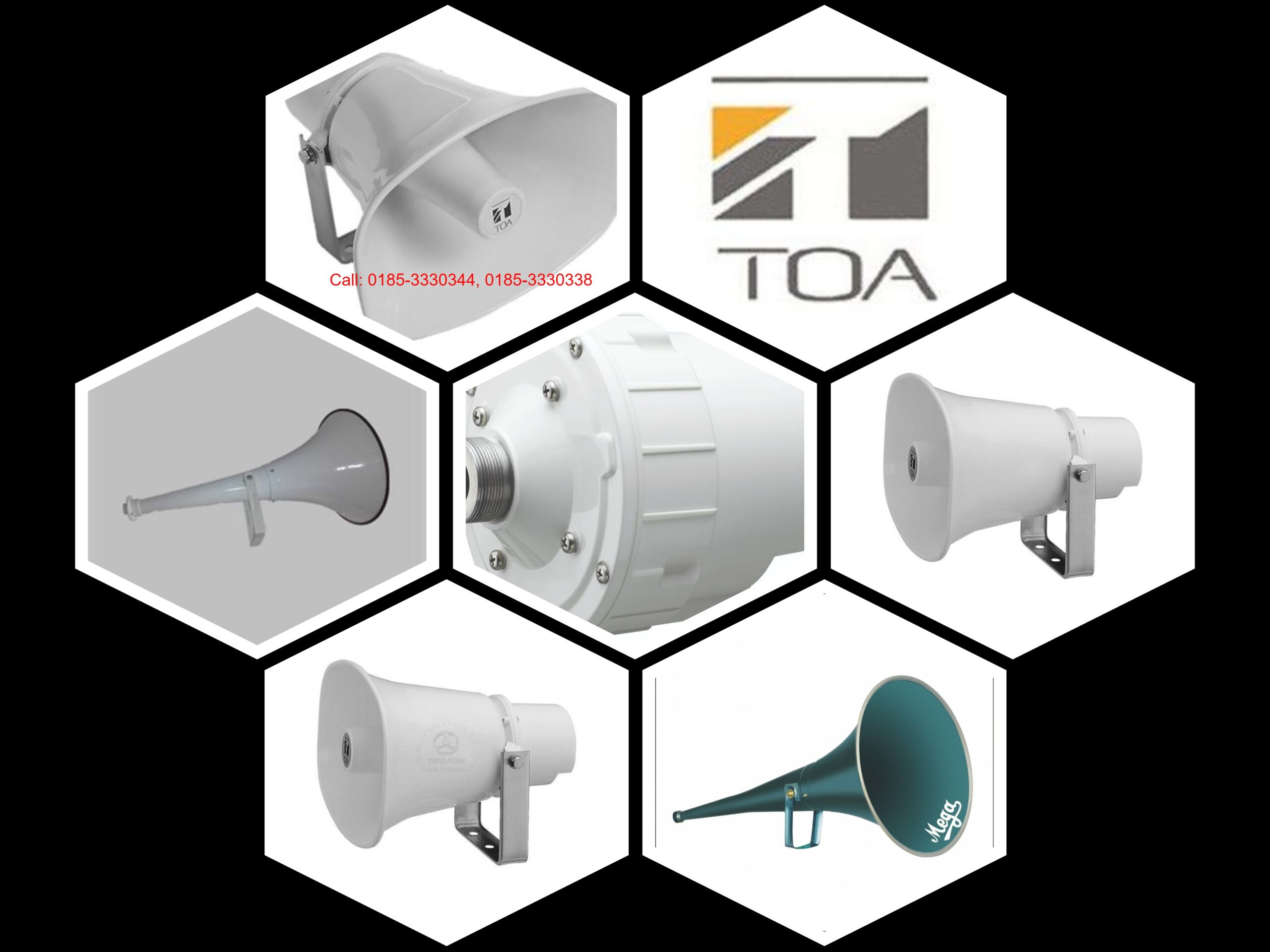 Toa sound system Bangladesh, Toa Bangladesh