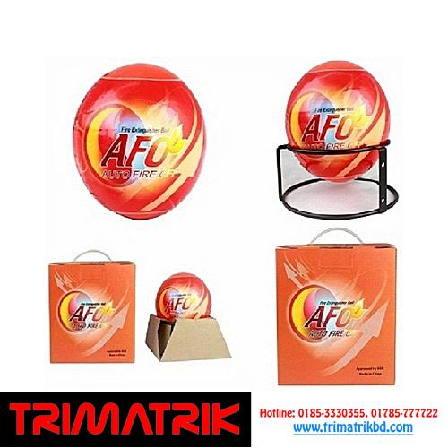 AFO Automatic Fire Extinguisher Fire Fighting Ball in Bangladesh