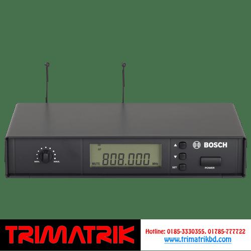 Bosch MW1-RX+LTX-F5 Wireless Microphone System Receiver in Bangladesh, TRIMATRIK