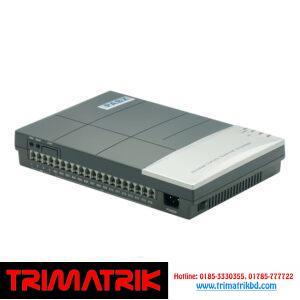 Excelltel CS+416 Bangladesh | 16-Line Intercom & PABX System