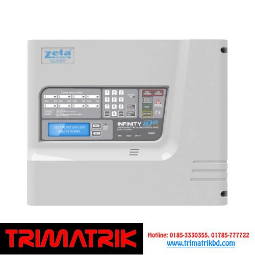 Zeta 2 Zone Conventional Fire Alarm Panel in Bangladesh