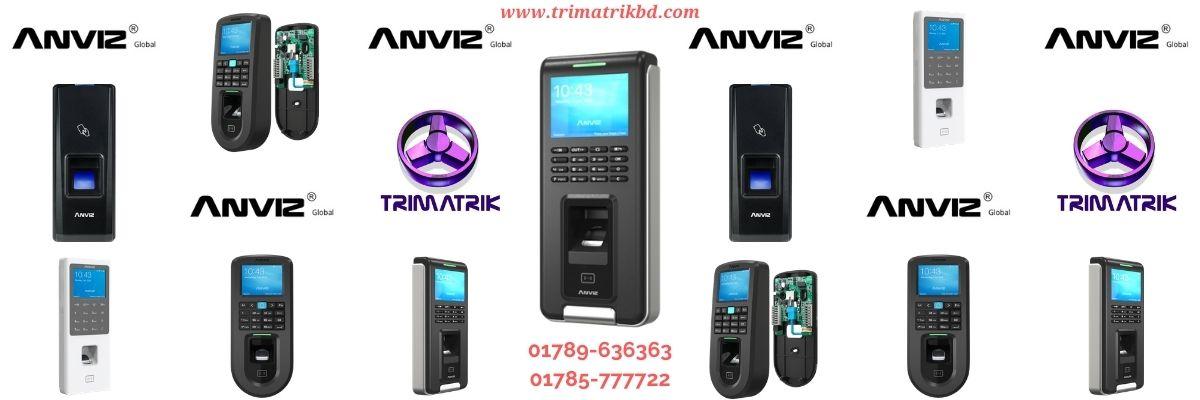 Anviz Access Control in Bangladesh