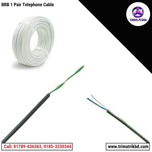 BRB 1 Pair Telephone Cable