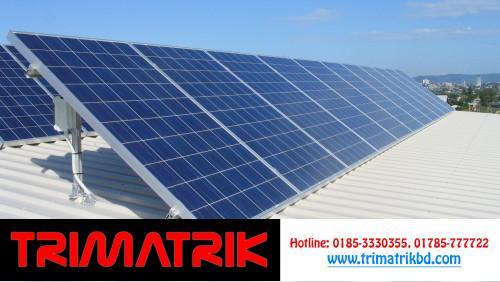 Solar Panel Supplier in Bangladesh